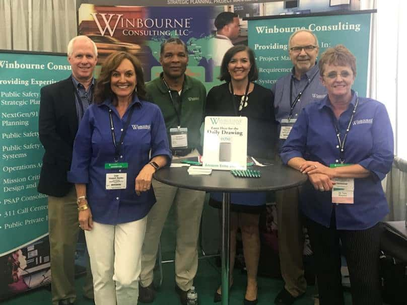 Winbourne Consulting Team APCO 2019